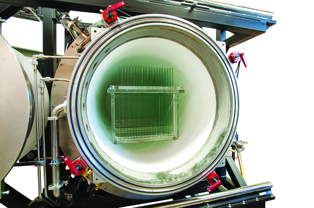 Thermal Vacuum Process Technology